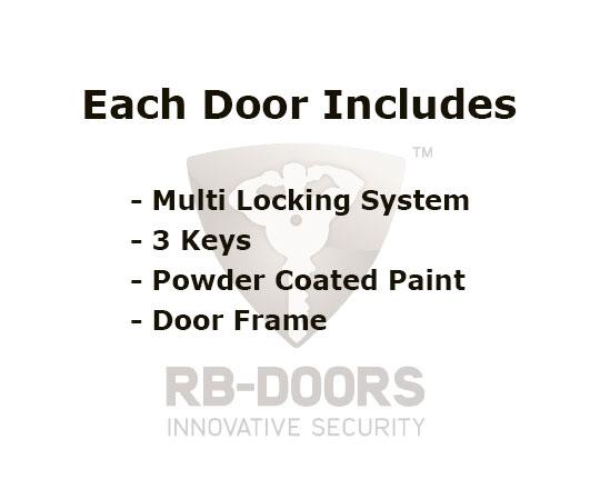 Security Doors Features